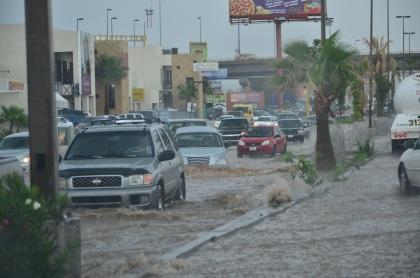 Continuarán las lluvias en la región.