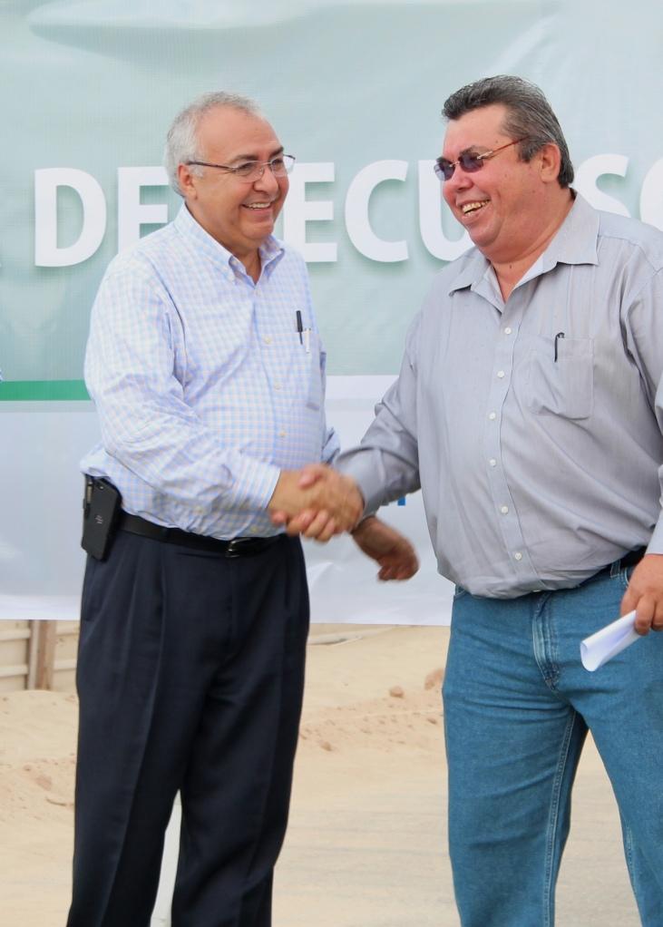 La Conagua busca la certificación para las playas rocaportenses.