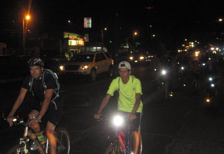 Se espera la participación de decenas de ciclistas para el próximo martes.