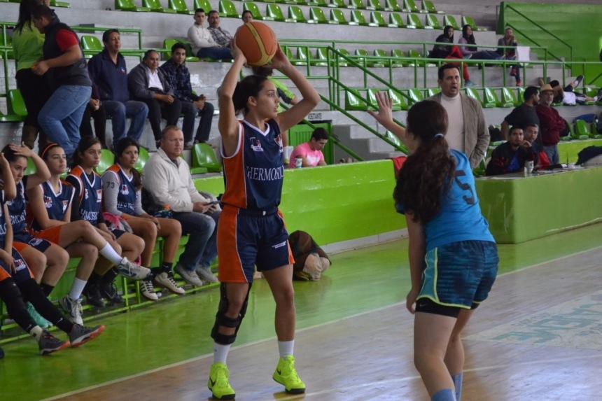 El basquetbol, de las disciplinas fuertes para Hermosillo.