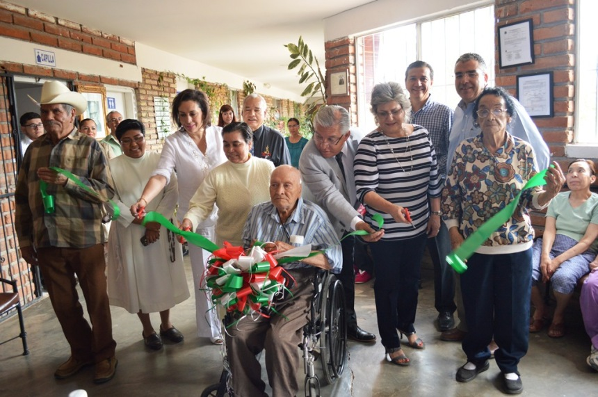 San francisco infonogales for Asilos para ancianos