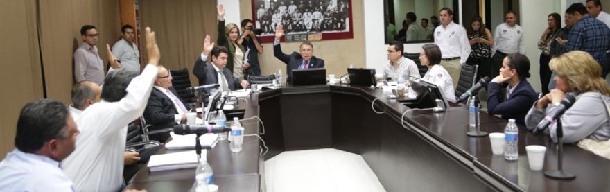 Comisión de Vigilancia ISAF 8-18IX14