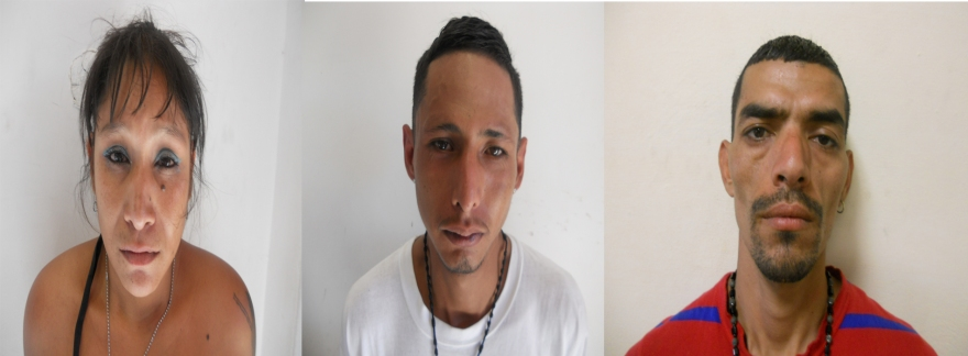Detenidos por robo