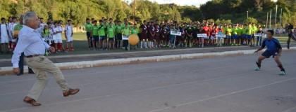 Inaugura Presidente Municipal Copa Gante 2014 de futbol soccer  (4)