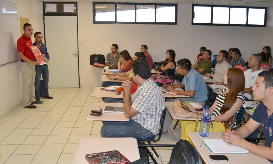 REPRESENTANTES DE FUNDACION EMPRENDE CON FUTURO INVITAN A REGISTRO DE BECAS