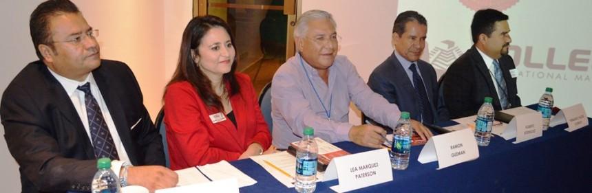 Participa Presidente en reunión con Cámara de Comercio Hispana de Arizona y cónsules (3)