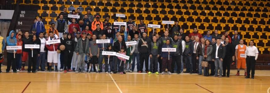 "Arranca Copa ""Presidente"" de basquetbol (3)"