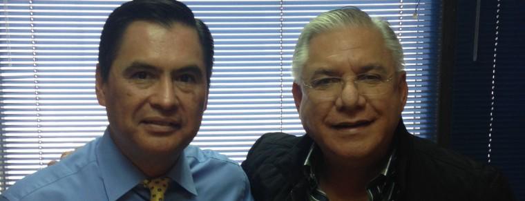 Gestiona Ramón Guzmán beneficio para Nogales ante PEMEX