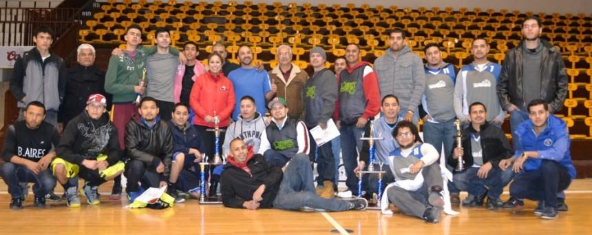 Finaliza Copa Presidente de Basquetbol en la Unidad Deportiva
