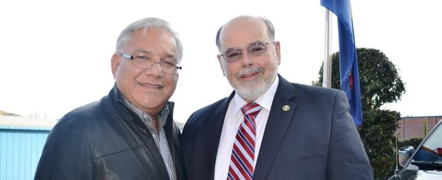 Felicita RGM a nuevo alcalde de Nogales, Arizona, John F. Doyle