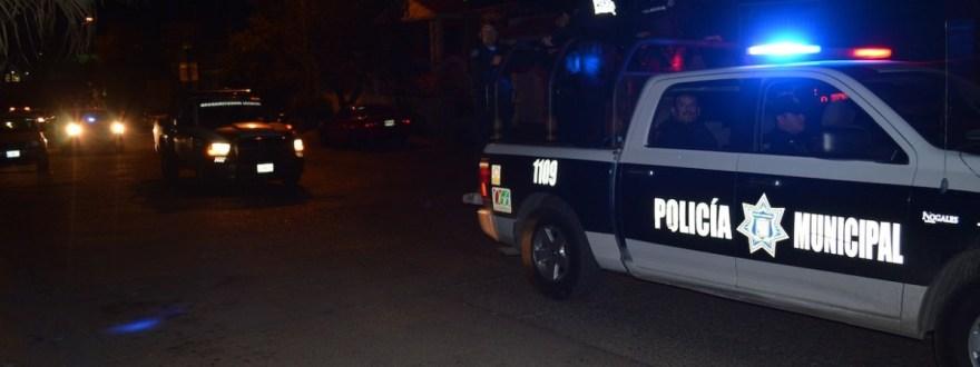 Policias Nogales