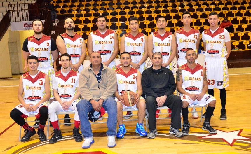 La selección Blanca de Nogales.
