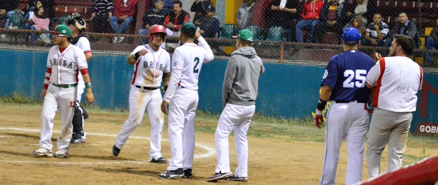 Avanza Brisa a la final y elimina a Mayos en beisbol