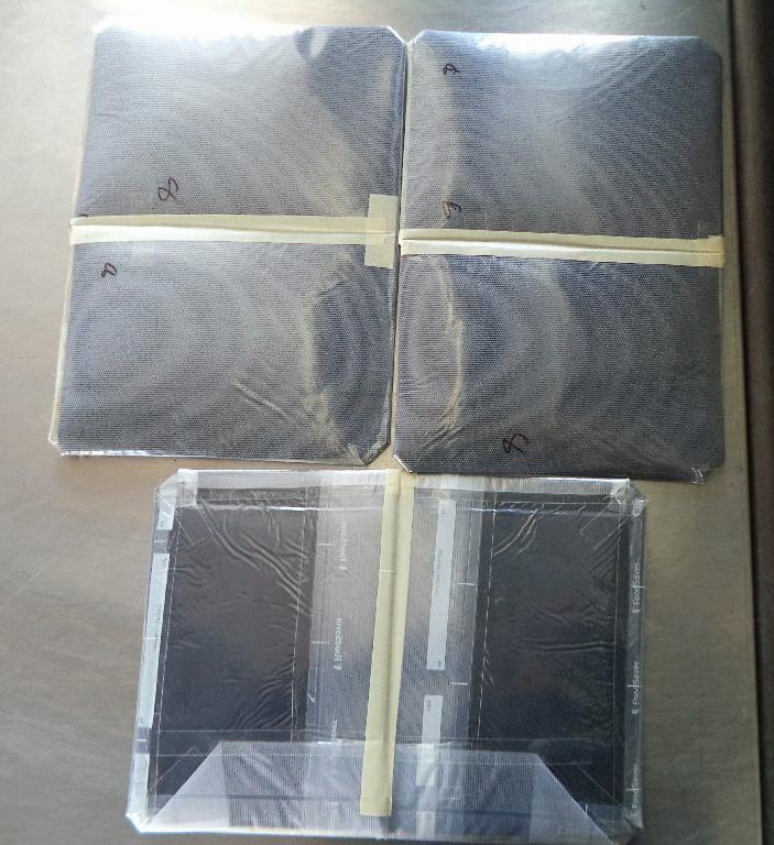 Más de 2.74 kilogramos de cocaína ocultos en una maleta para computadora portátil.