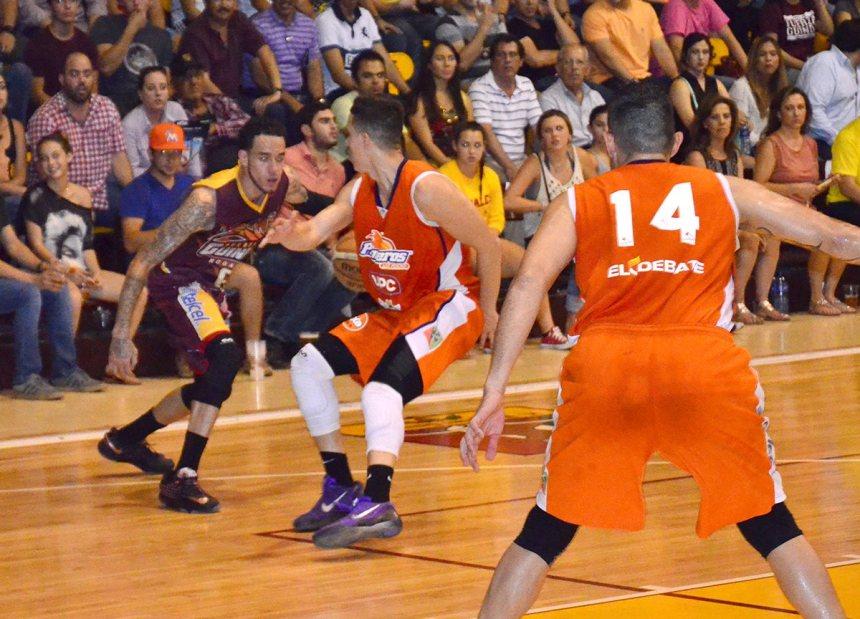 PJ Reyes y la Fuerza Guinda ganaron la serie 4-1 contra Pioneros.
