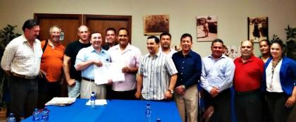 Firma Imfoculta convenio de colaboración con la Canaco (3)