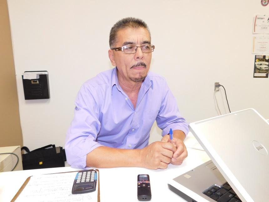 Francisco Trujillo.
