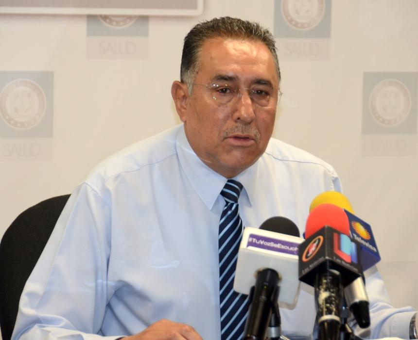 El Dr. Sergio Olvera.