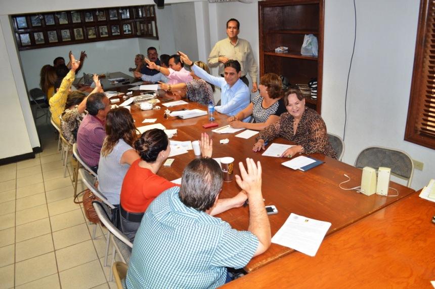 Aprueba Cabildo ampliación de plazo para descuentos en Tesorería.